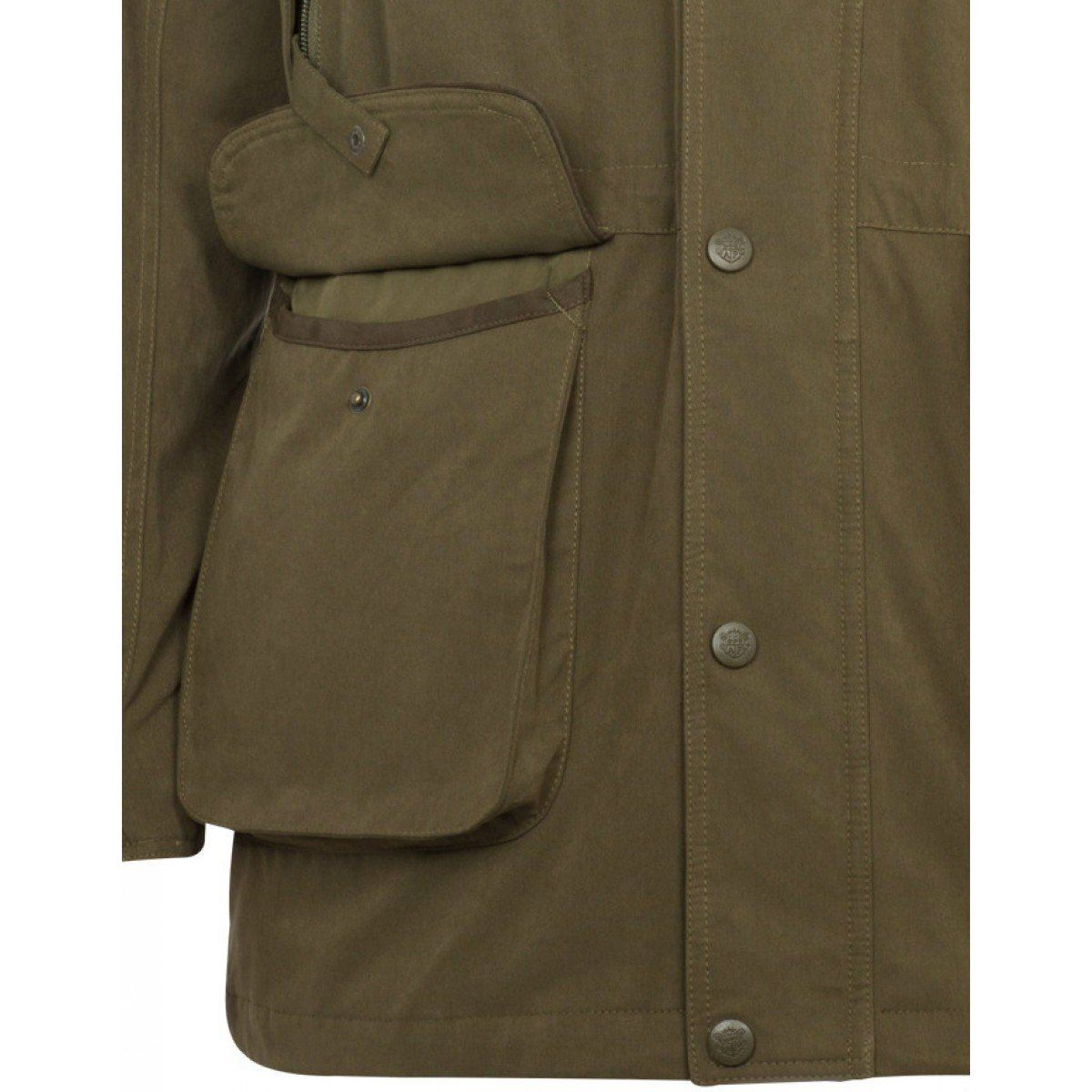 Fortress Flex Lined Jacket Olive PU Tricot Country Hunting Shooting,workwear