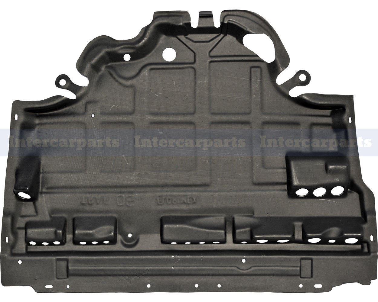 Vauxhall Vivaro Renault Trafic II UNDER ENGINE COVER  new  HDPE A+++