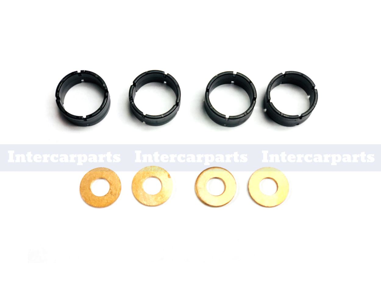 PEUGEOT CITROEN 2.0 HDi DIESEL INJECTOR COPPER SEAL /& PROTECTOR WASHER GENUINE