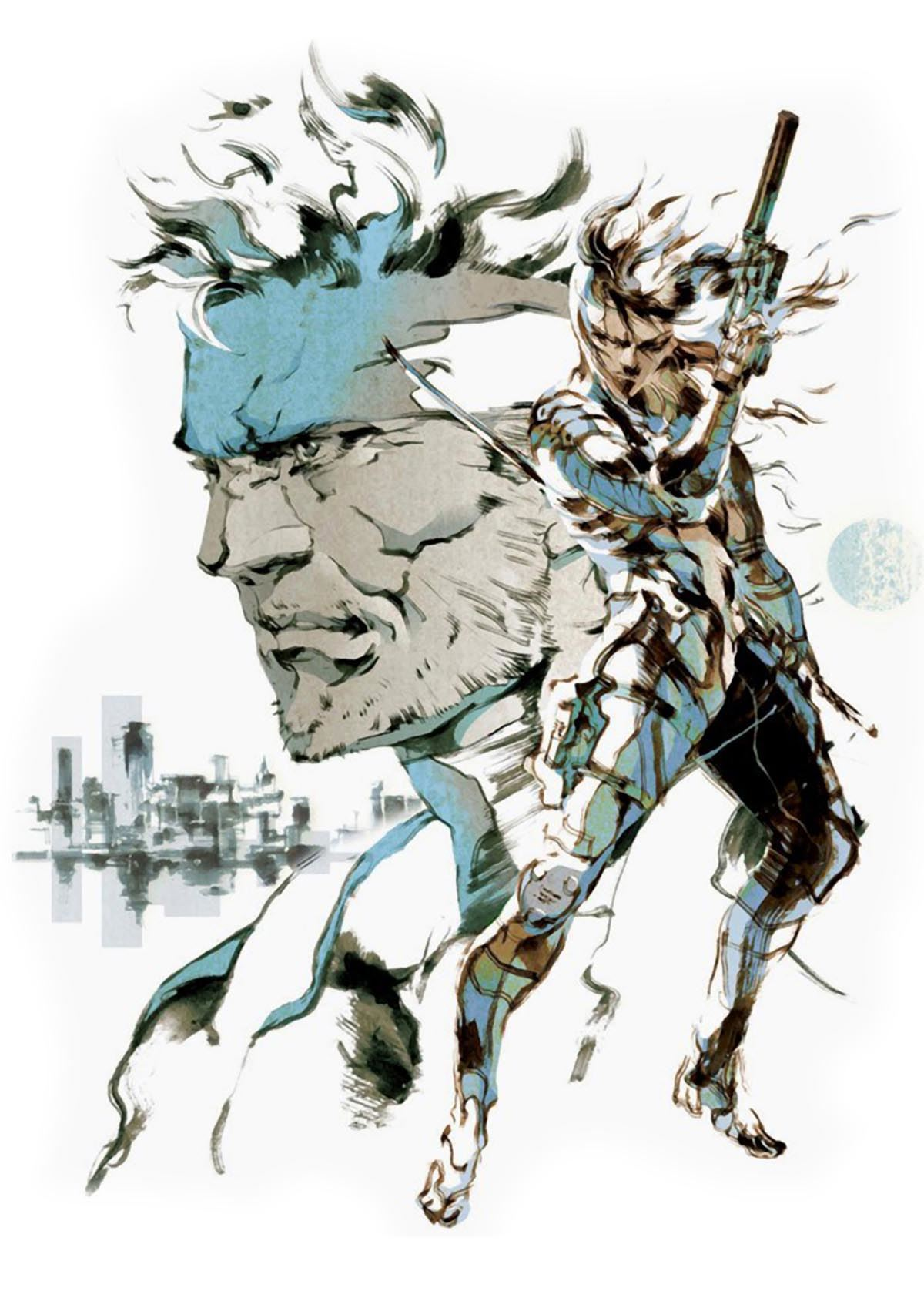 Details About Metal Gear Solid Snake A3 Art Print Poster Yf5346