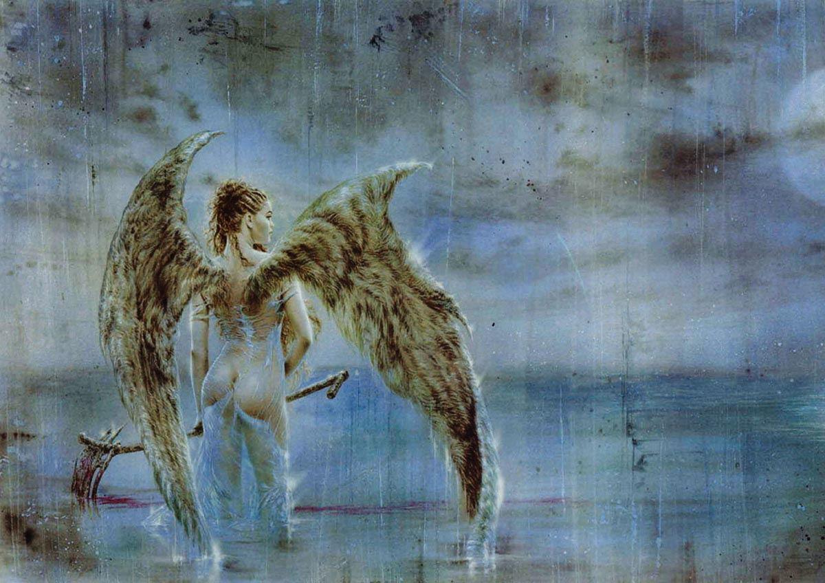 Opinion, actual, luis royo fallen angel good