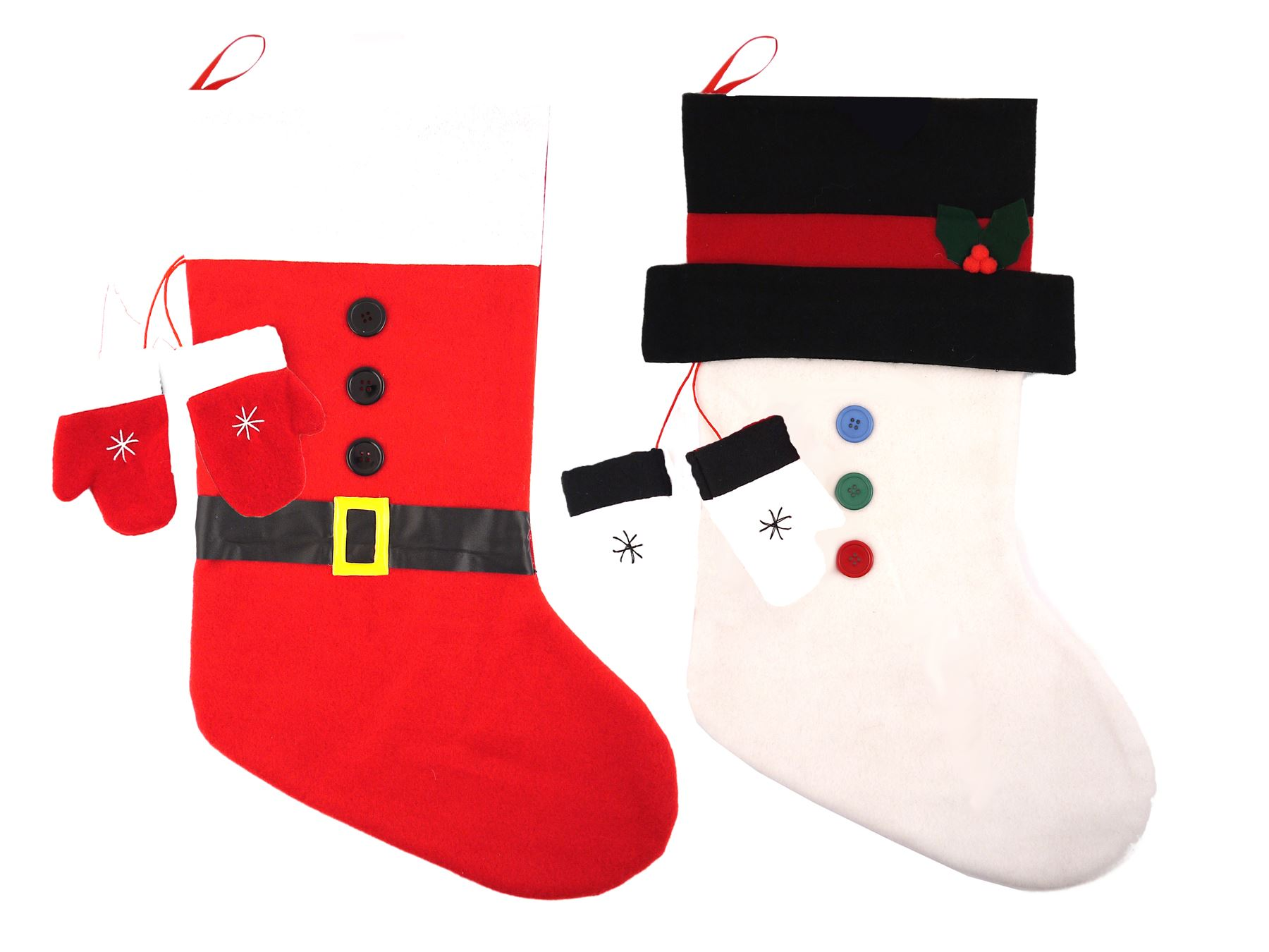 extra large giant christmas stocking santa snowman kid - Giant Christmas Stocking