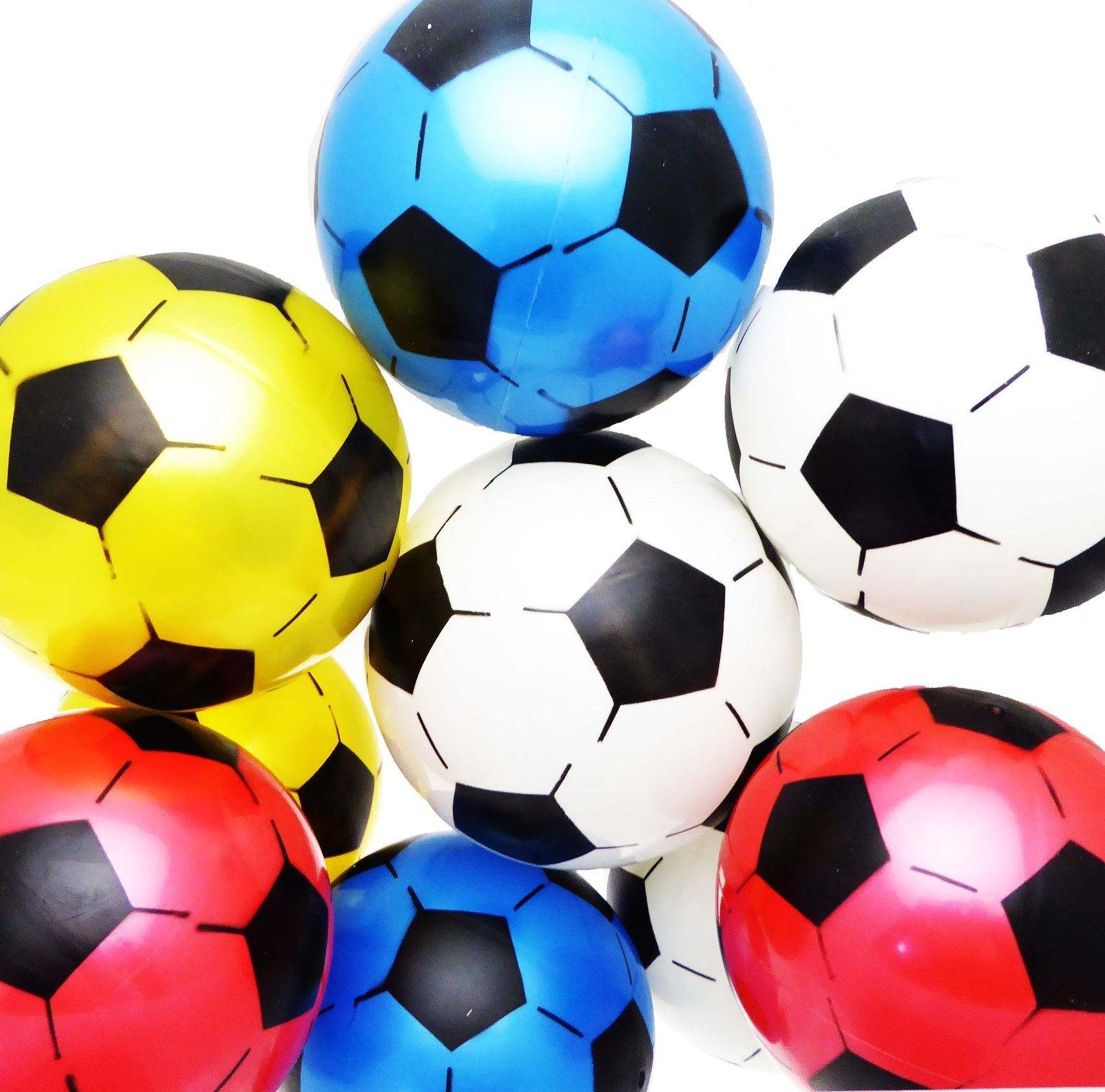 1 4 12 Inflatable Football Sports Training Soccer Beach Ball