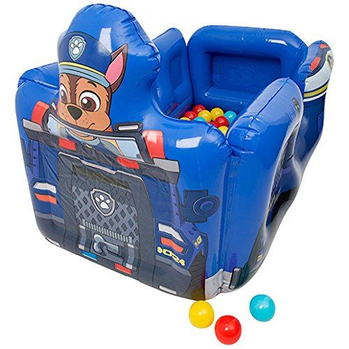 Paw-Patrol-Inflatable-Ball-Pit-Boys-Girls-Kids-  sc 1 st  eBay & Paw Patrol Inflatable Ball Pit Boys Girls Kids Toddler Playhouse ...
