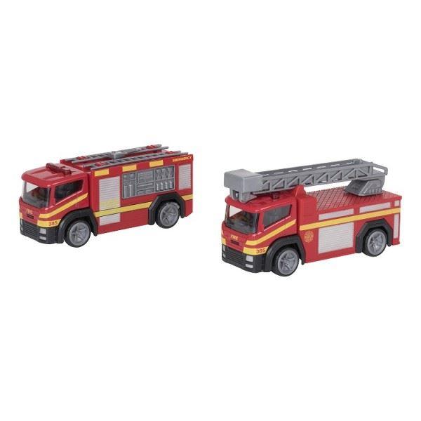 Teamsterz-Die-Cast-Car-Coach-Police-Emergency-Fire-Engine-Model-Vehicle-Boys-Toy
