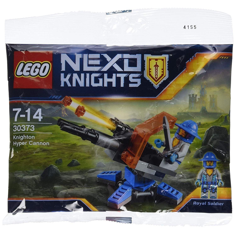 Lego Nexo Knights Knighton Hyper Cannon 30373 Polybag BNIP