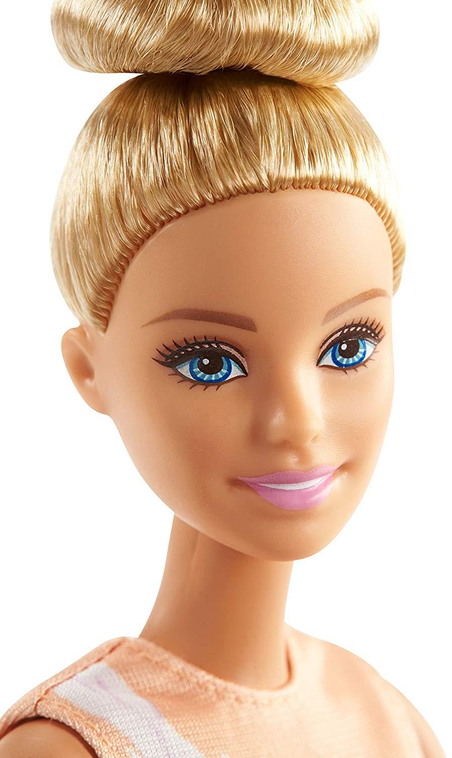Barbie-Made-to-Move-Collectable-Careers-Fashion-Dolls thumbnail 20