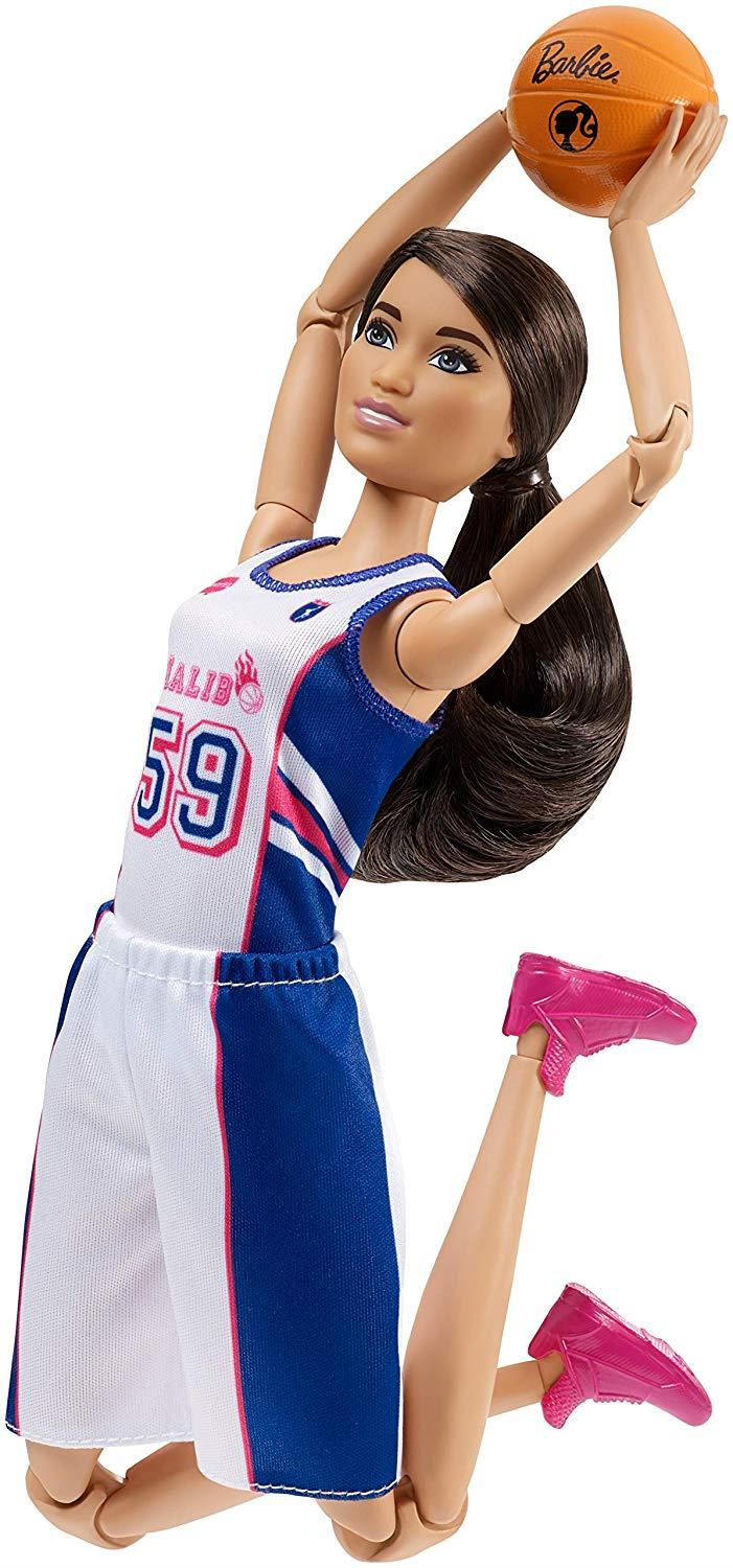 Barbie-Made-to-Move-Collectable-Careers-Fashion-Dolls miniatura 11