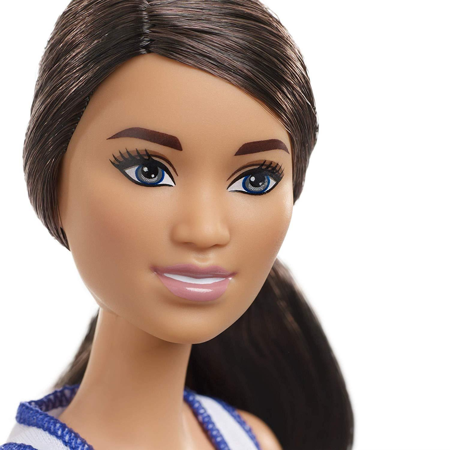 Barbie-Made-to-Move-Collectable-Careers-Fashion-Dolls miniatura 9