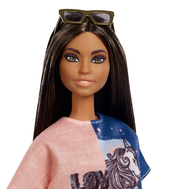 Barbie-Fashionistas-Collectable-Dolls-Choose-Your-Favourites miniatura 3