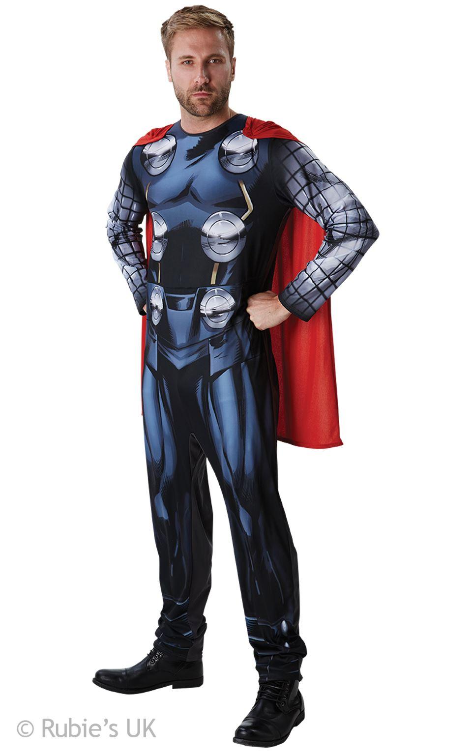 Thor Classic Men/'s Fancy Dress Costume