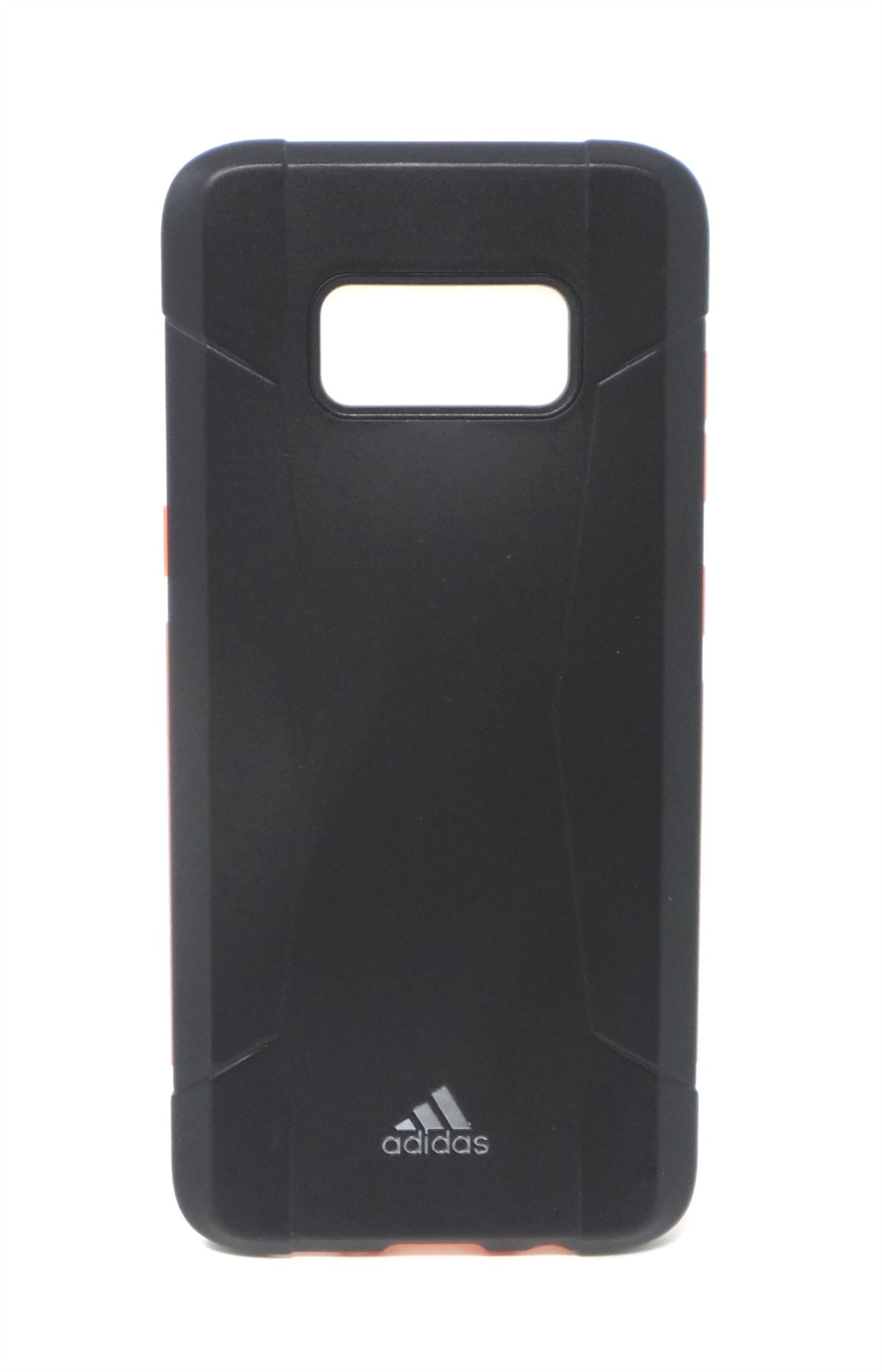 13f17a5e3d8 Adidas Dual Layer Protective Case for Samsung Galaxy S8 Black Red 29250