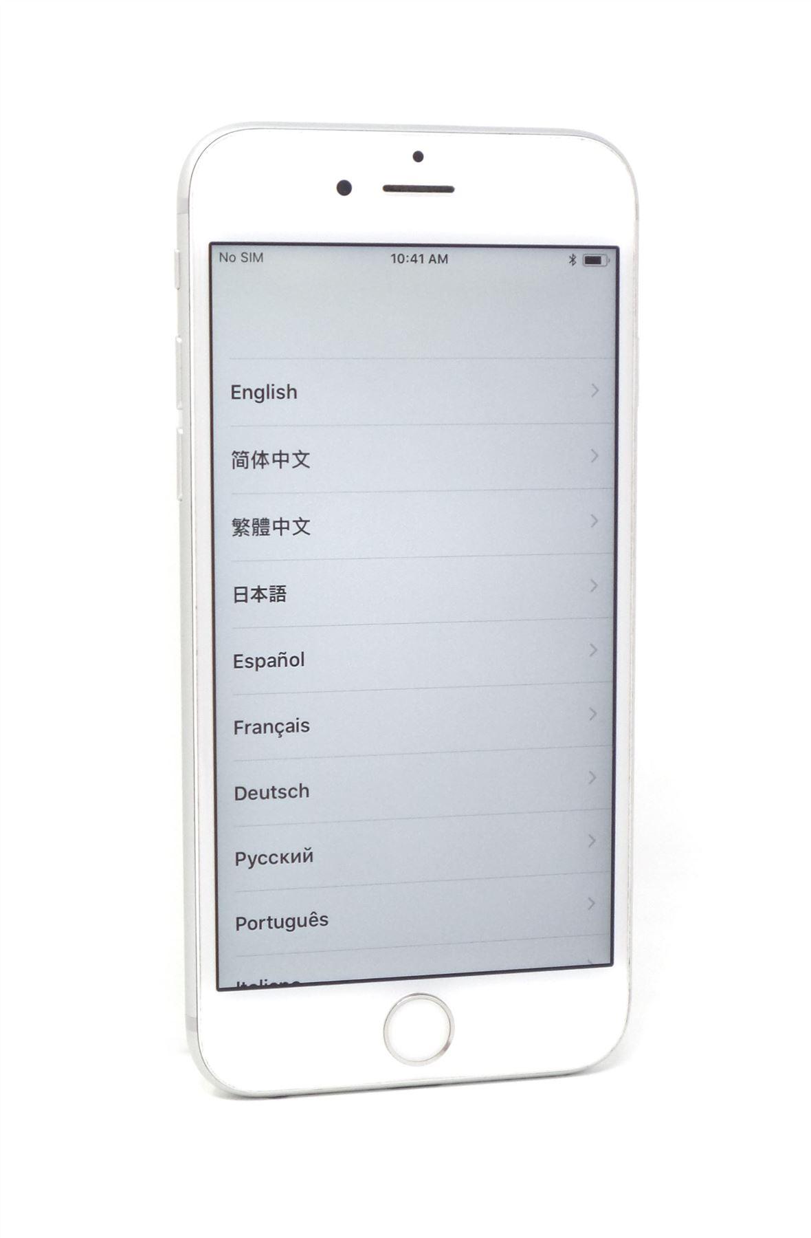 "Apple iPhone 6S 4.7"" Smartphone Unlocked 16GB Silver SIM ..."