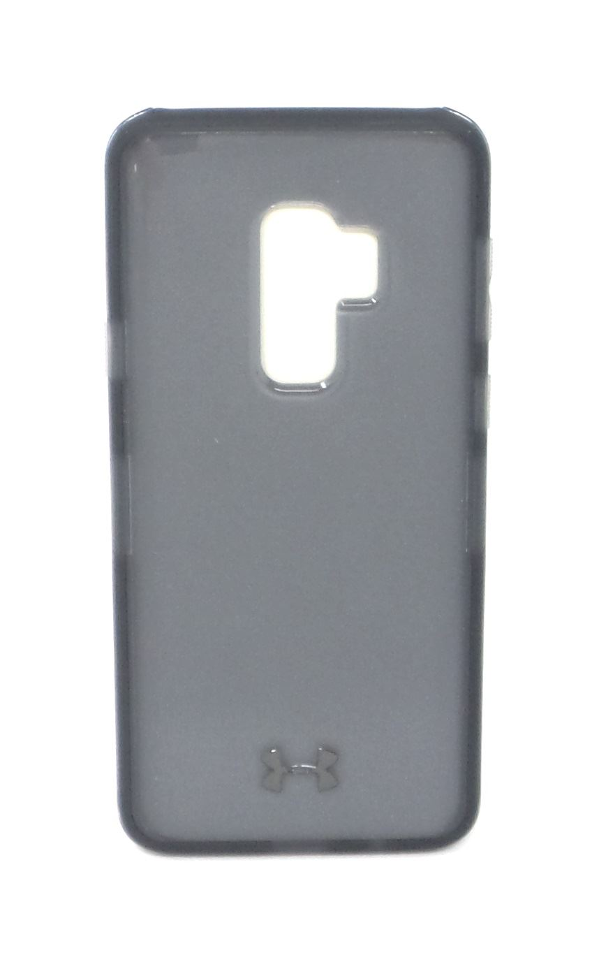 new styles 8defa 86f86 Details about Under Armour UA Protect Verge Case for Samsung Galaxy S9 Plus  Translucent Smoke