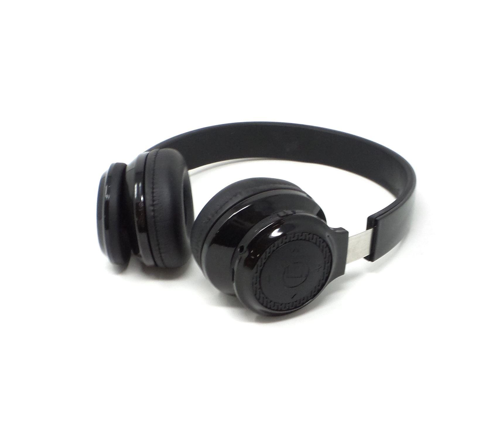 JAM Already There Wireless On-Ear Headphones Black HX