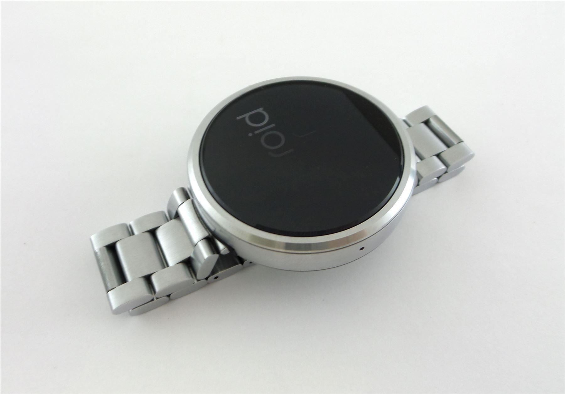 Motorola Moto 360 Slim Smartwatch 46mm Stainless Steel ...