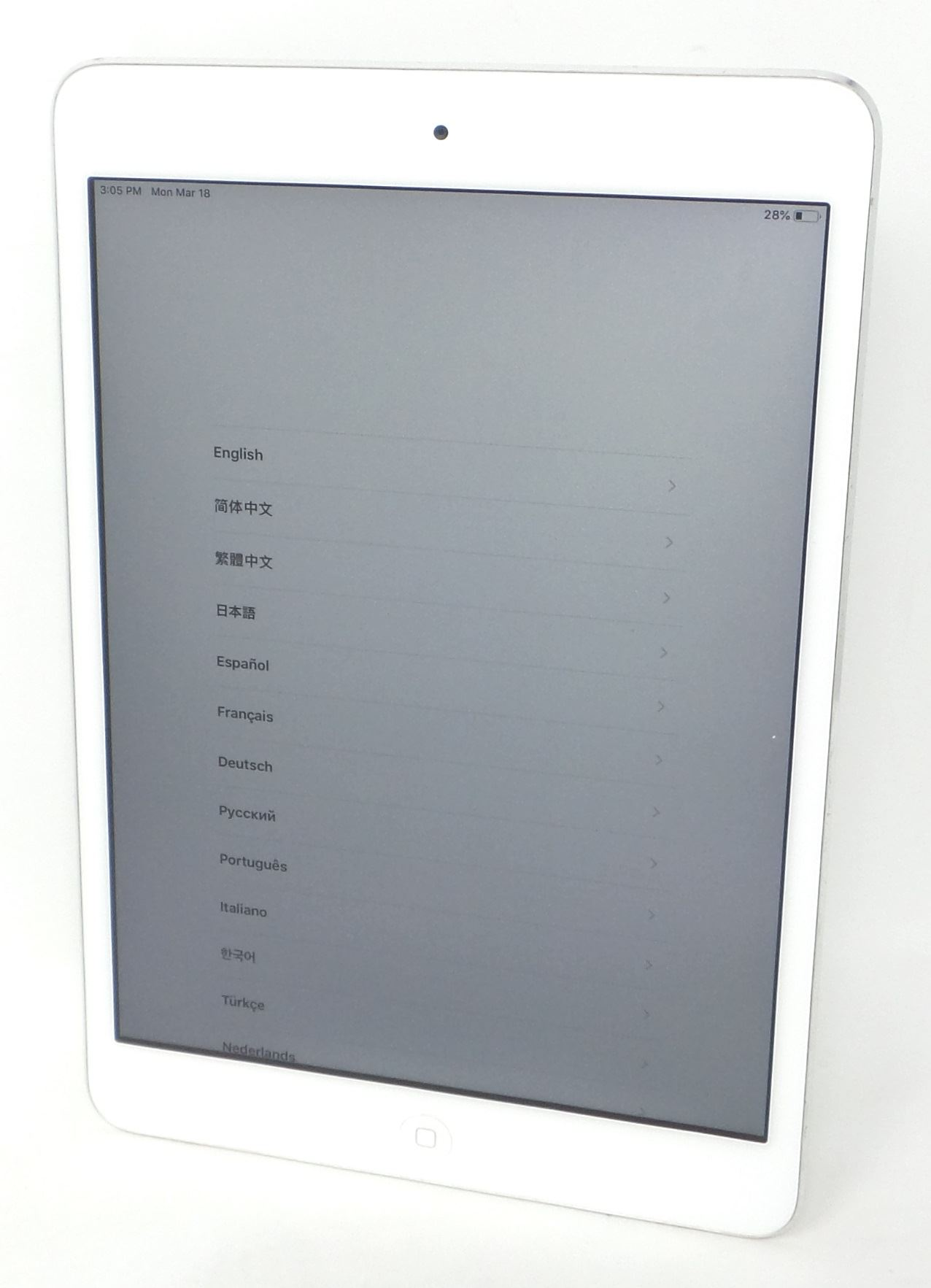 "4G Space Gray Silver Bare 64GB Wi-Fi Apple iPad mini 2nd Gen 7.9/"" 16GB"