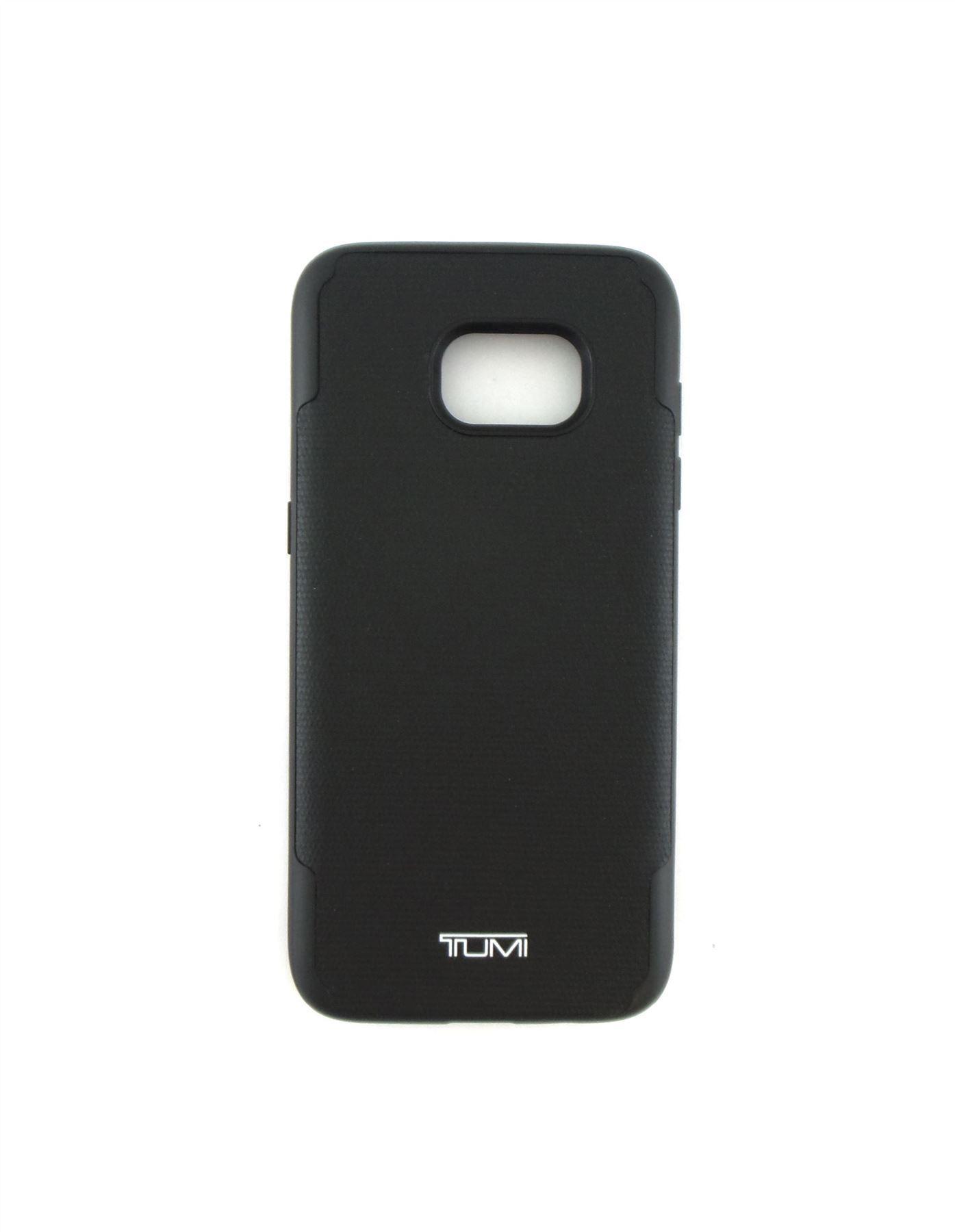 Tumi Coated Canvas Co Mold Case For Samsung Galaxy S7 Edge Black Goospery A5 2016 Diary Gray