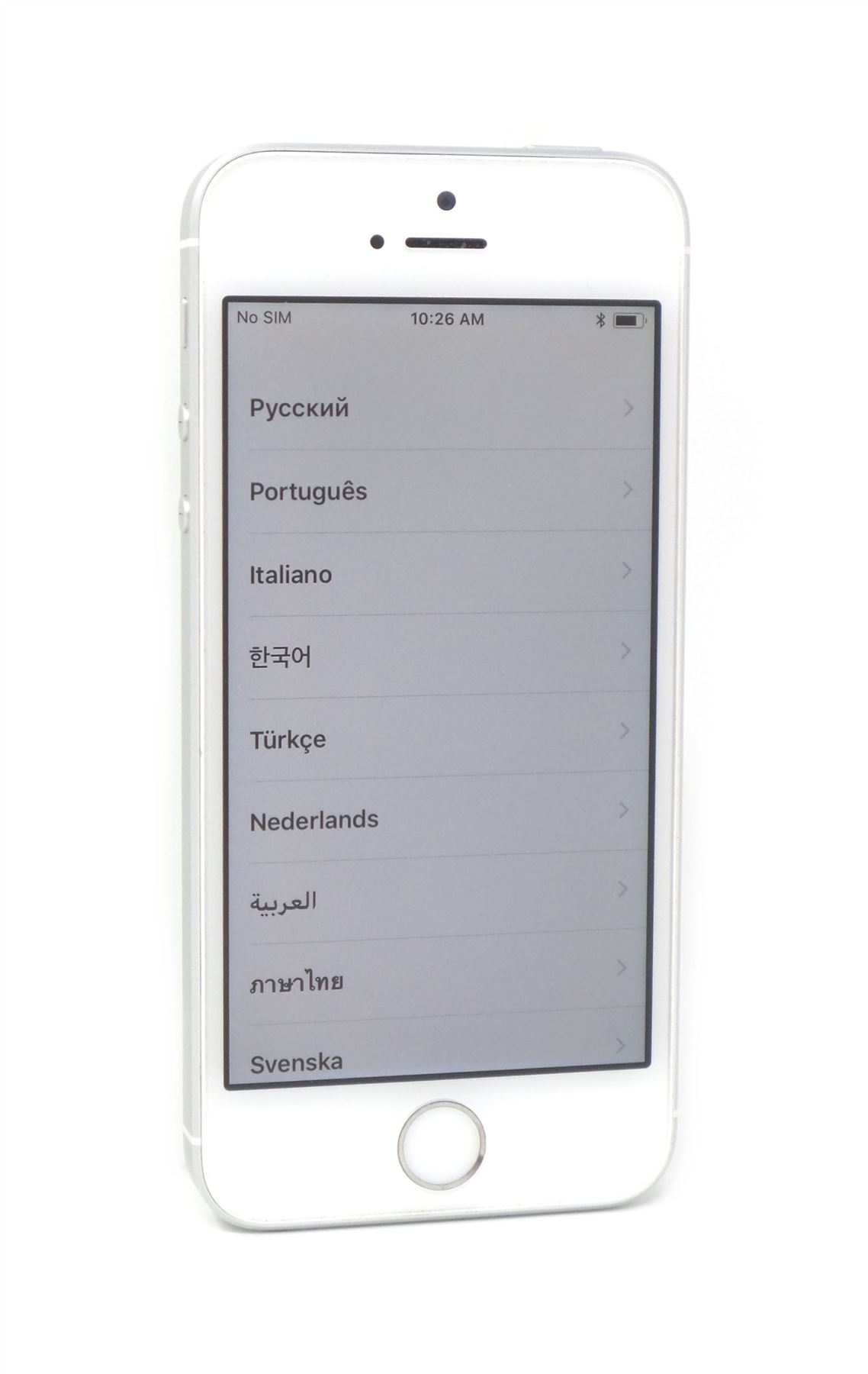 Apple Iphone Se 4 Smartphone Verizon Prepaid 32gb 12mp 4g Lte Silver New