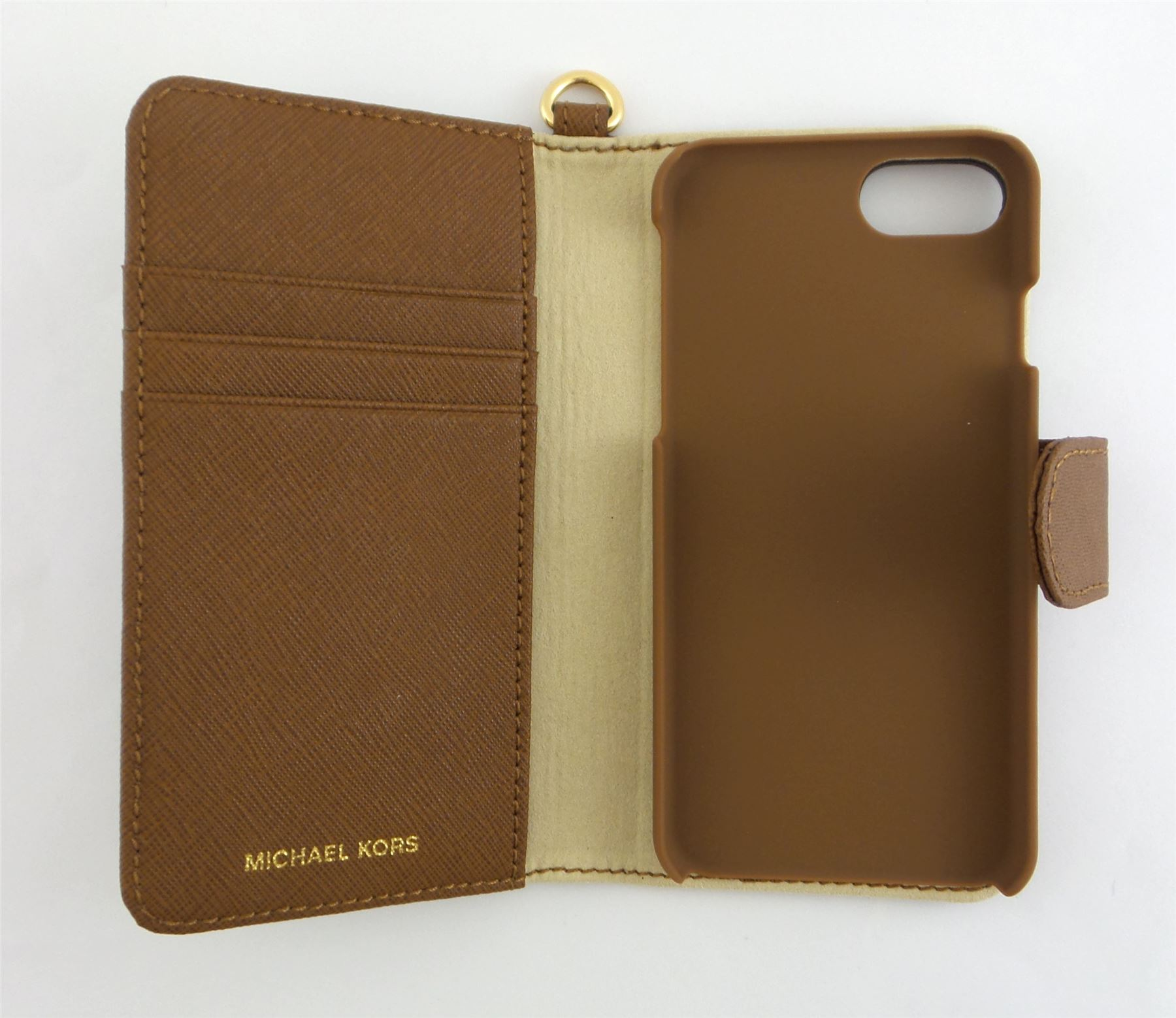 michael kors iphone case michael kors folio card for apple iphone 7 luggage 3080