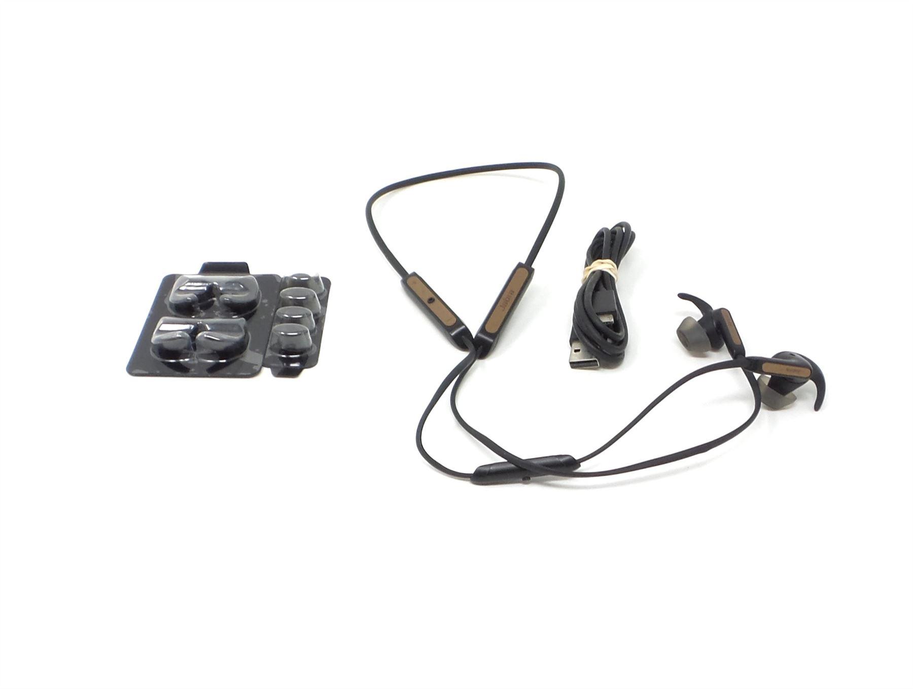 dd91689d8ba Jabra Elite 45e Wireless Bluetooth Headset 100-98900001-02 Copper Black