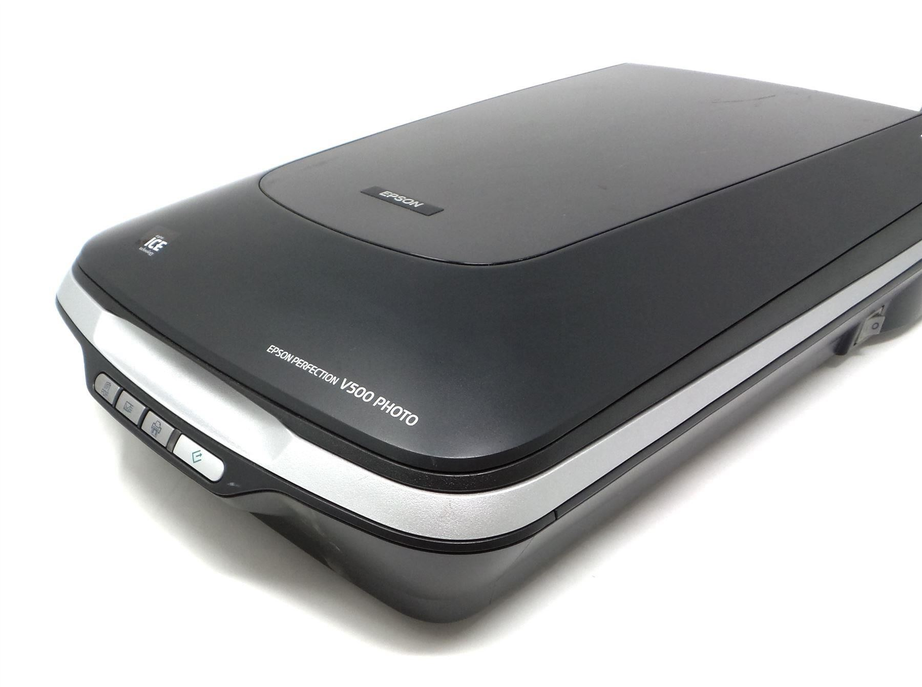 NEW DRIVERS: EPSON PERFECTION V500 PHOTO SCANNER