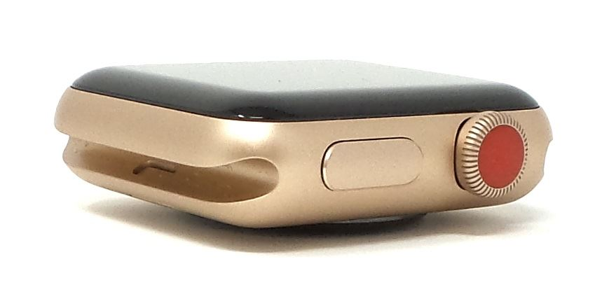 Apple-Watch-Series-3-Nike-Steel-Aluminum-Space-38mm-42mm-Colors-GPS-No-Band thumbnail 14