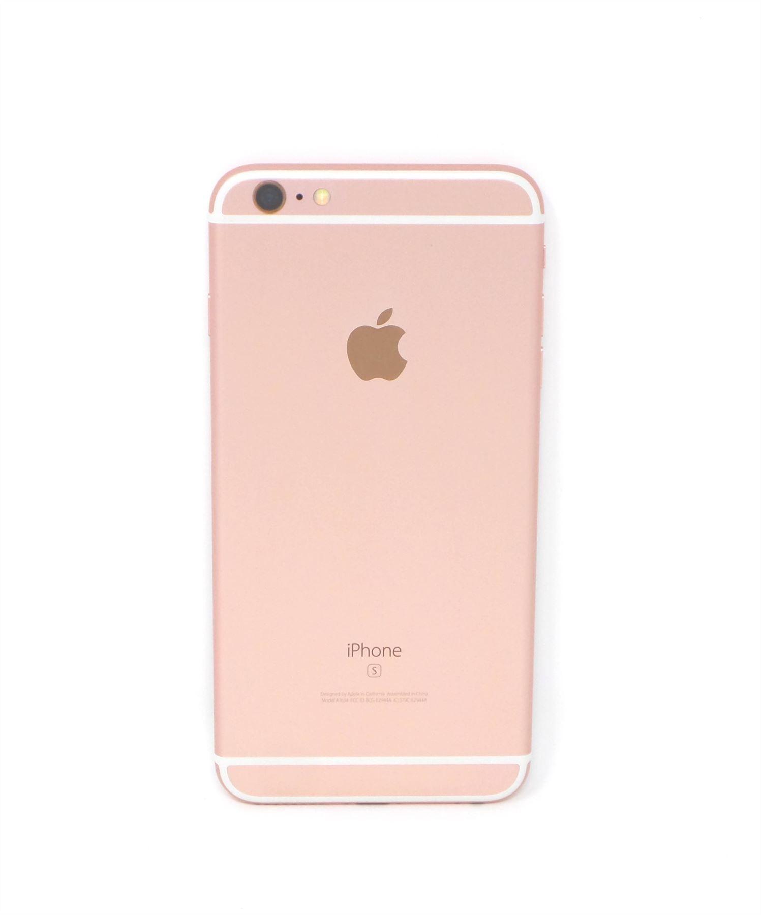 Apple-iPhone-6S-Plus-Carrier-Options-AT-amp-T-T-Mobile-Verizon-Unlocked-16-64-128GB thumbnail 14
