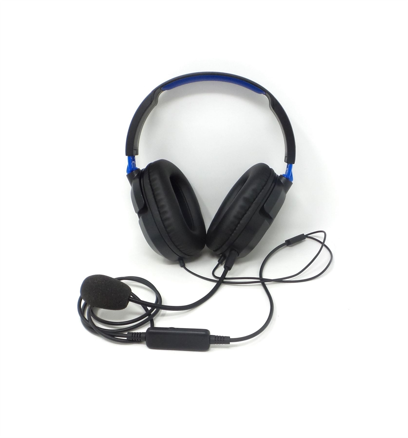 e9df33fd76c Turtle Beach Ear Force Recon 50P Wired Headset PRO TBS-3303-01 Black ...