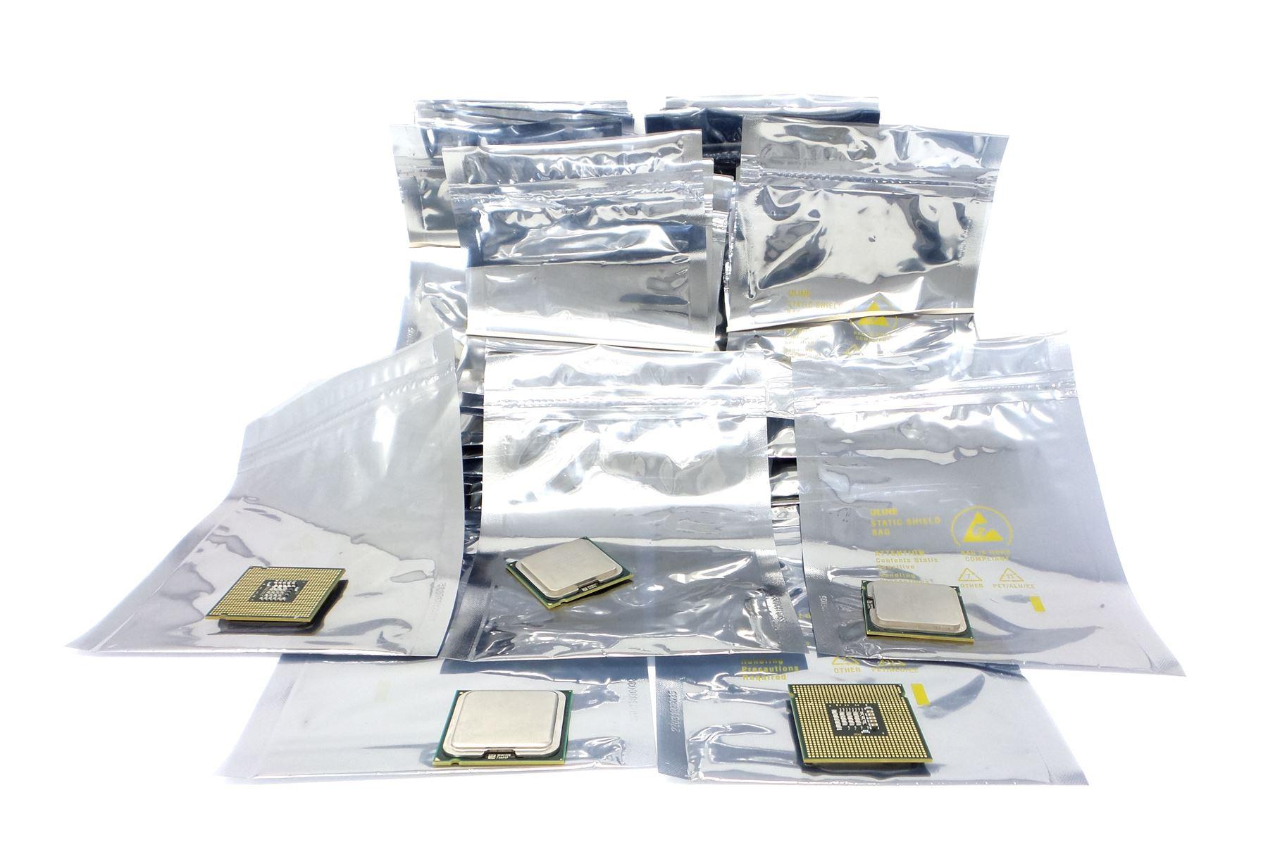 Lot Of 85 Intel Core 2 Duo Dual Processor E8500 316ghz 6m 1333mhz Prosesor Slb9k Lga775