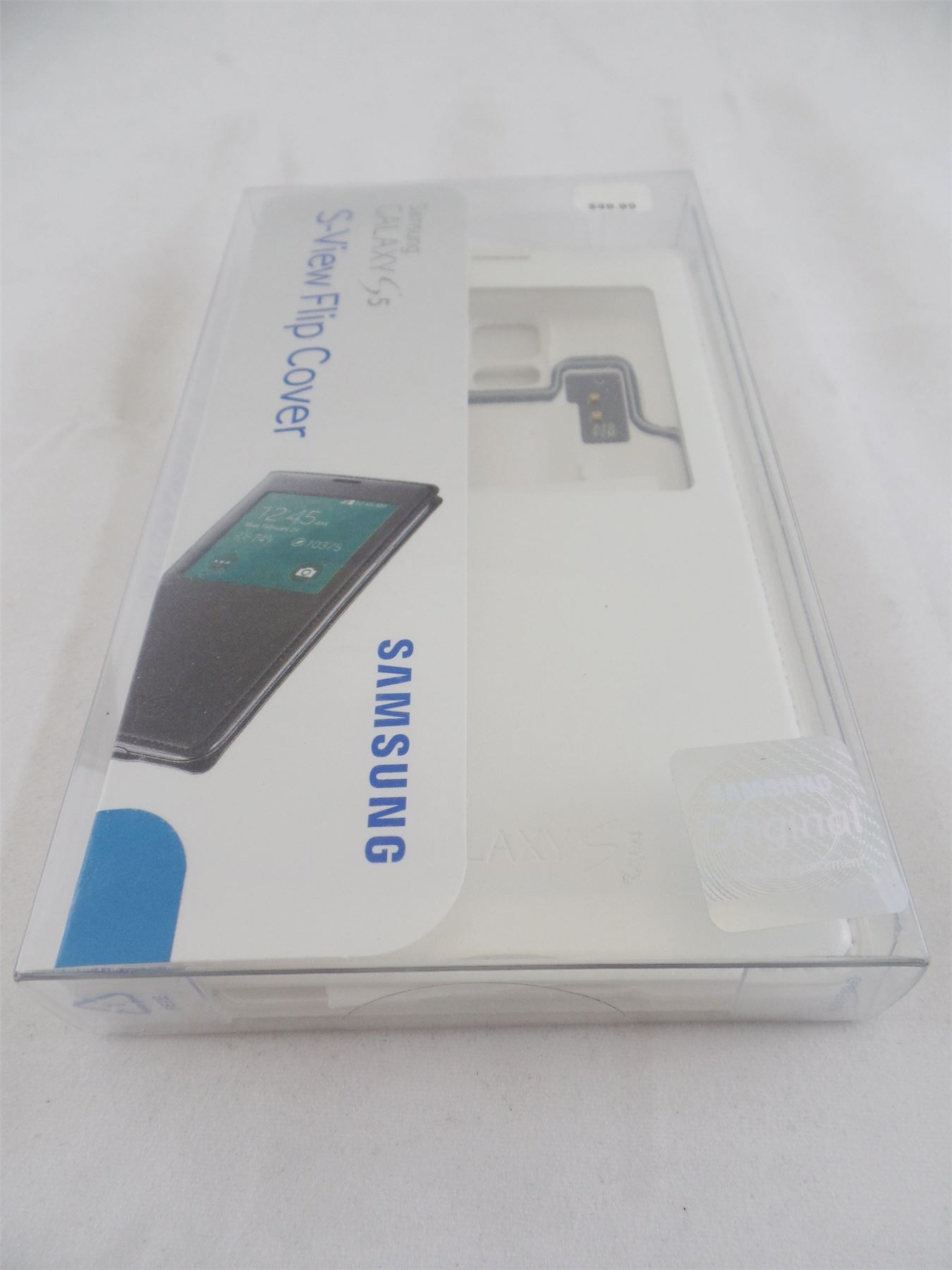 how to use samsung galaxy s5 s view cover
