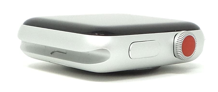 Apple-Watch-Series-3-Nike-Steel-Aluminum-Space-38mm-42mm-Colors-GPS-No-Band thumbnail 22