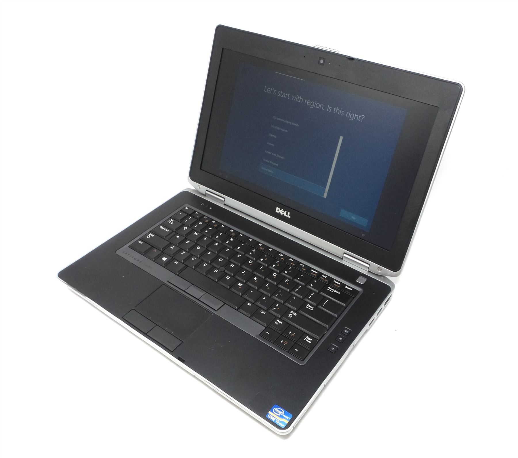 """Dell Latitude E6430 14"""" LED Intel I5-3340 2.7Ghz 320GB HDD 8GB Win 10 Bare"""