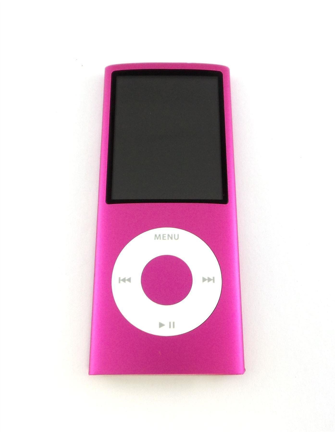 apple ipod nano 4th gen 8gb pink mb735ll a fpo see. Black Bedroom Furniture Sets. Home Design Ideas