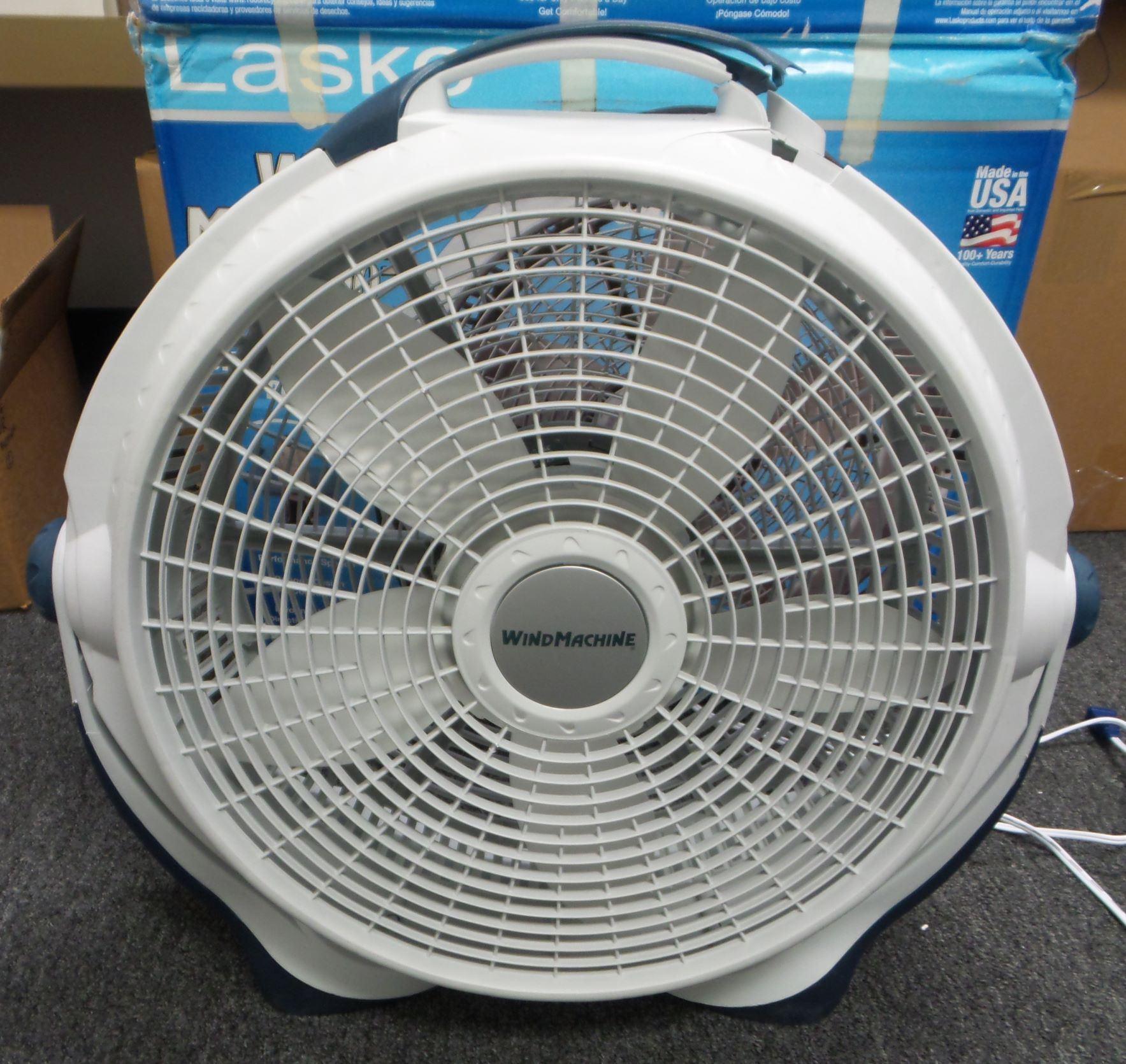 Galaxy Floor Fan : Lasko wind machine quot floor fan speed local pickup