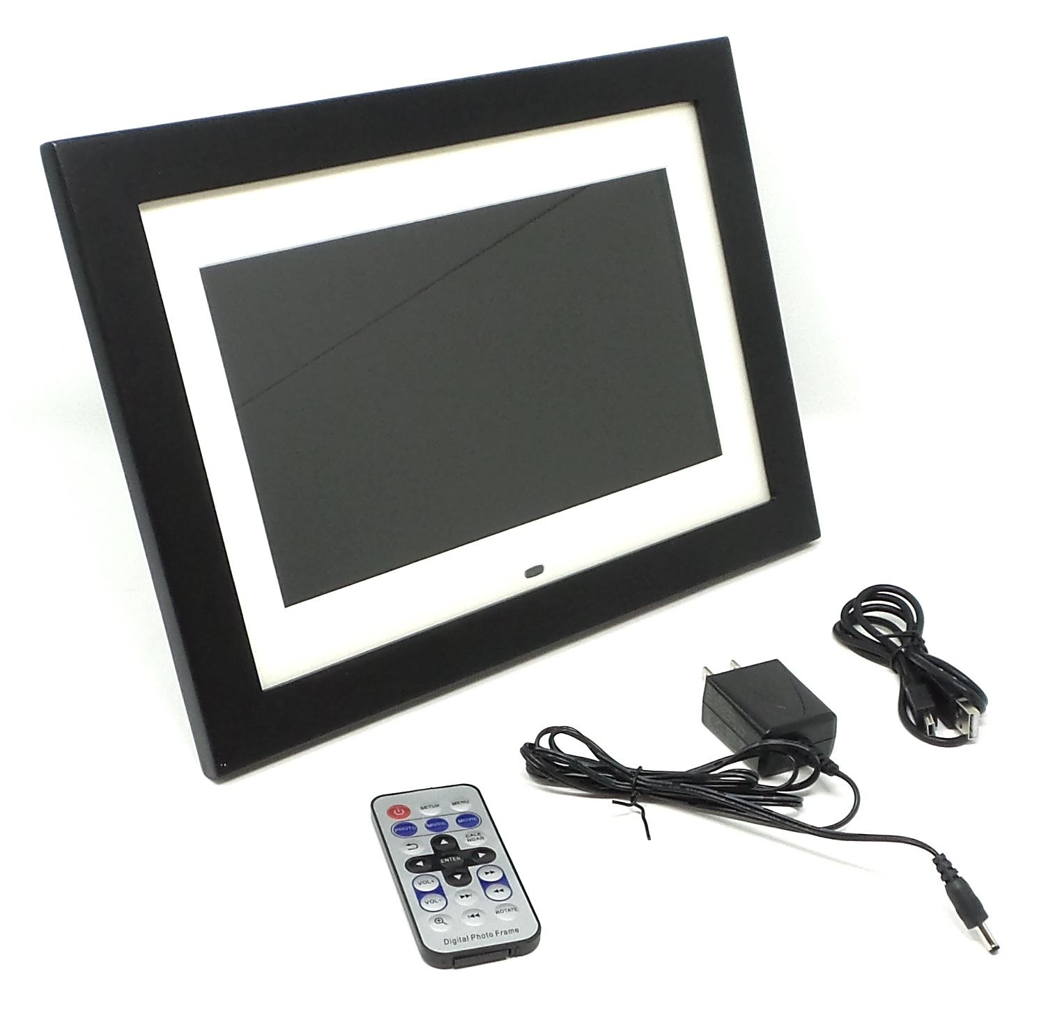 Aluratek Digital Photo Frame 10\