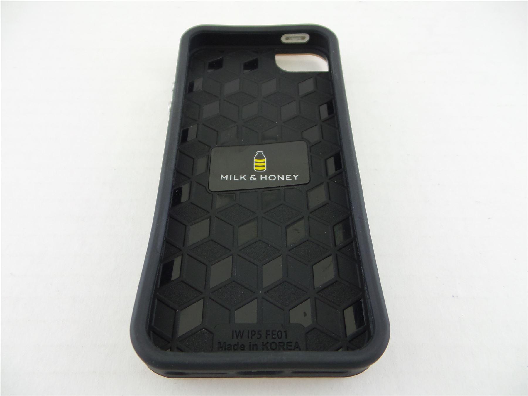 Iphone 5s Cases Gold Milk & Honey Wh...