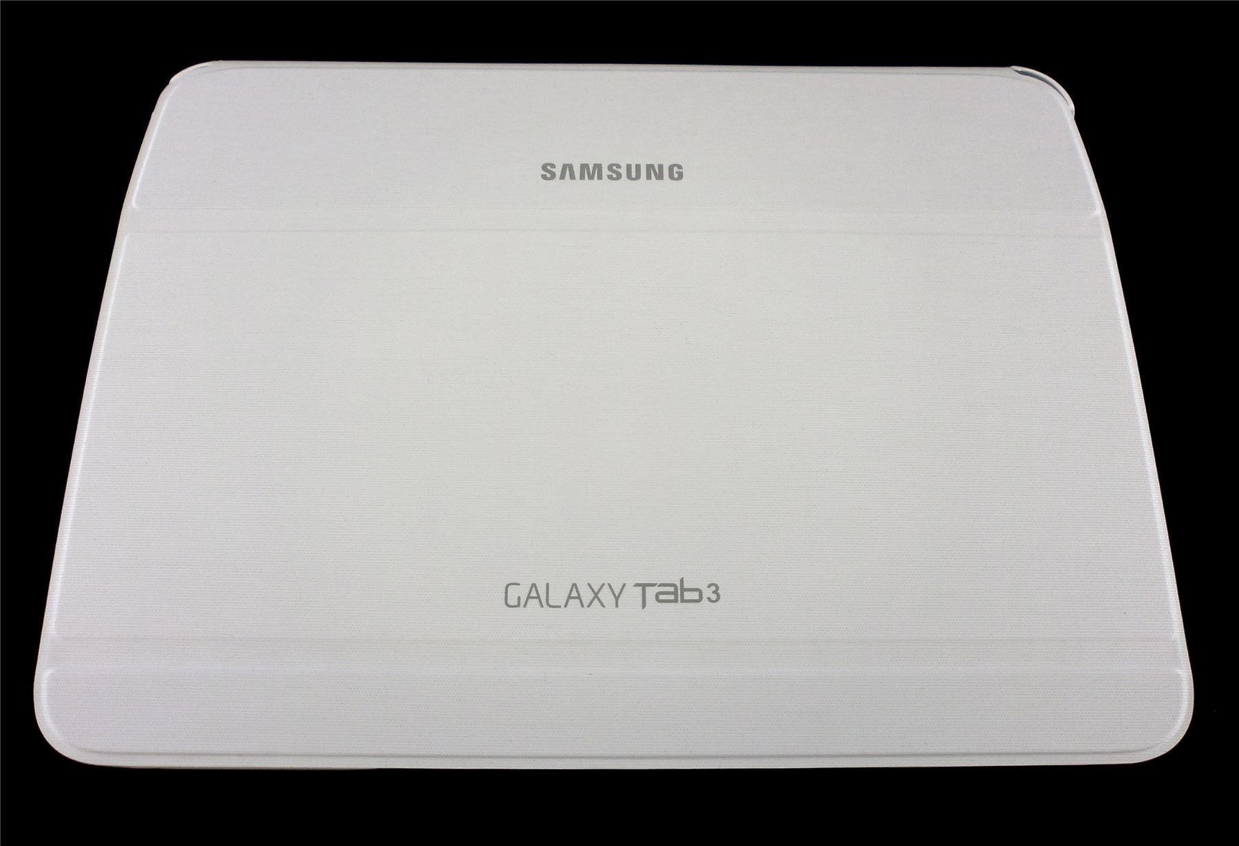 Samsung Tab Book Cover White ~ Samsung book cover galaxy tab quot white efbp bweguj
