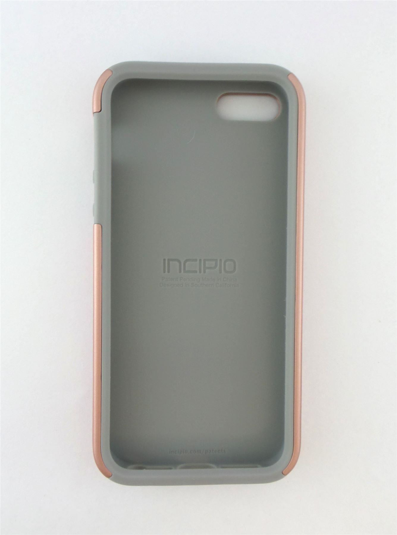 incipio iphone 5 case incipio dualpro dual layer for iphone 5 5s se 14340