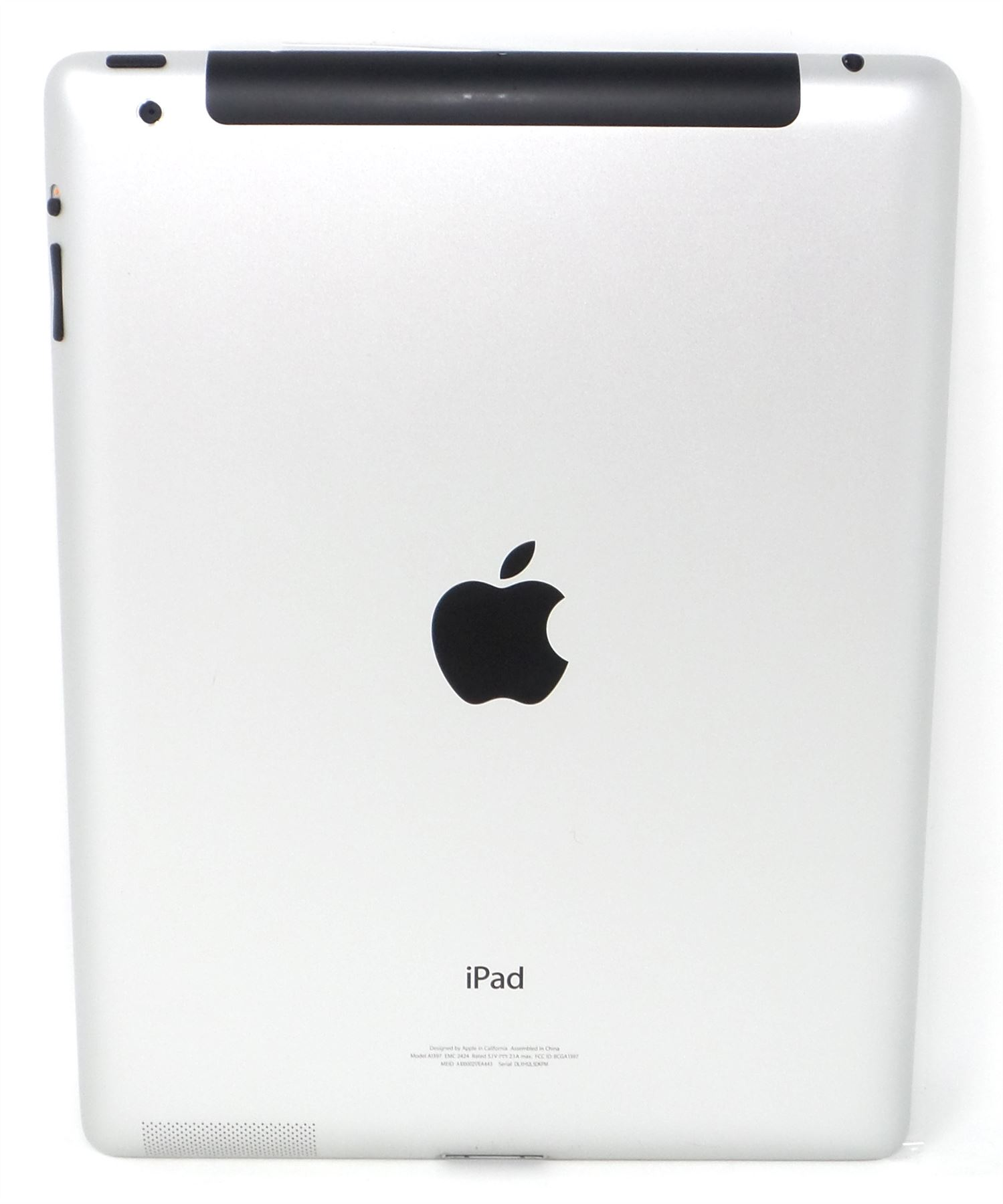 Apple-iPad-2nd-Gen-9-7-034-Wi-Fi-Cellular-16GB-32GB-64GB-128GB-Black-White-Bare thumbnail 9