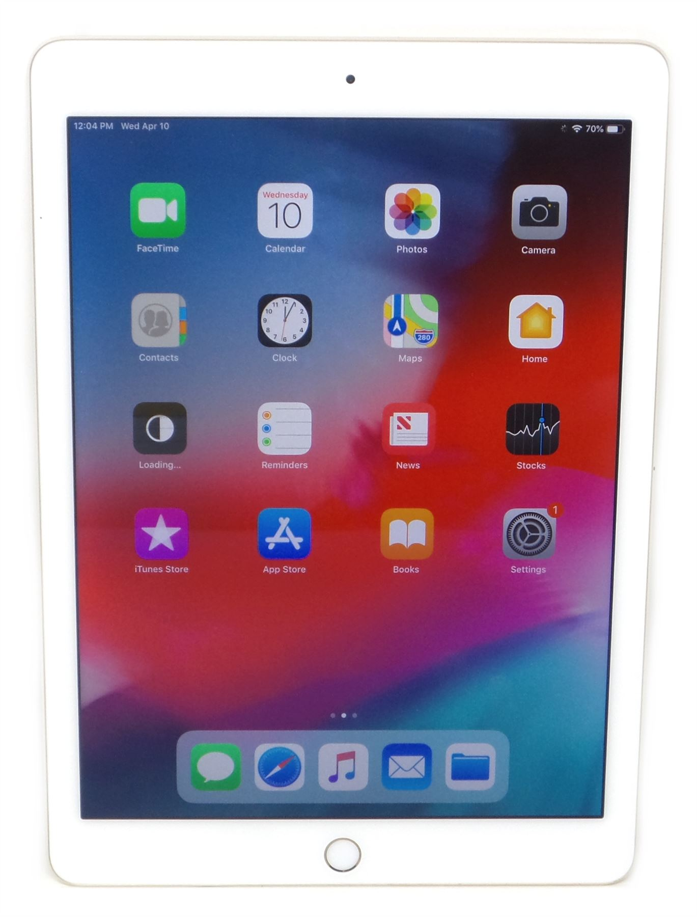 Apple-iPad-Air-2nd-Gen-9-7in-32GB-128GB-Wi-Fi-Cellular-Gold-Silver-Gray-Bare thumbnail 6