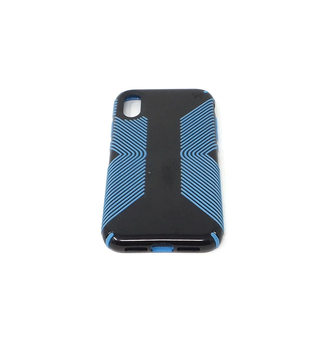 new styles 12b91 1610b Details about Speck Presidio Glossy Grip Case For Apple iPhone XR  120250-7717 Neptune Blue