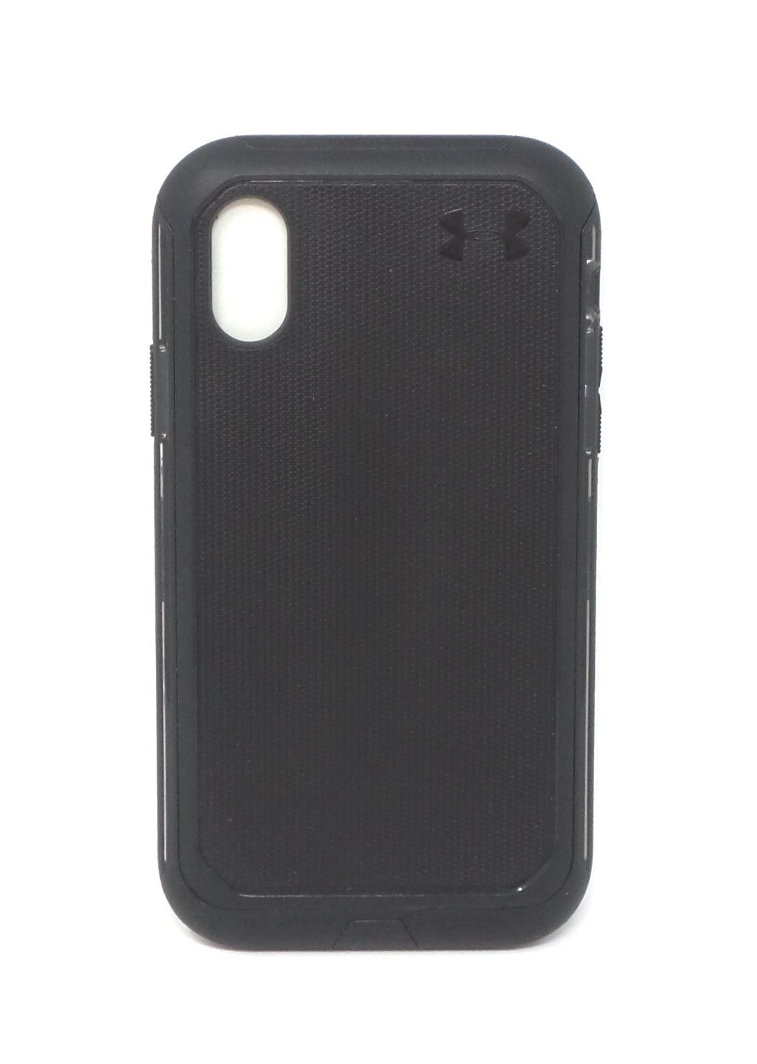 another chance 2d0c5 8d881 Details about Under Armour UA Protect Ultimate Case for Apple iPhone X  Black UAIPH-013-BLK