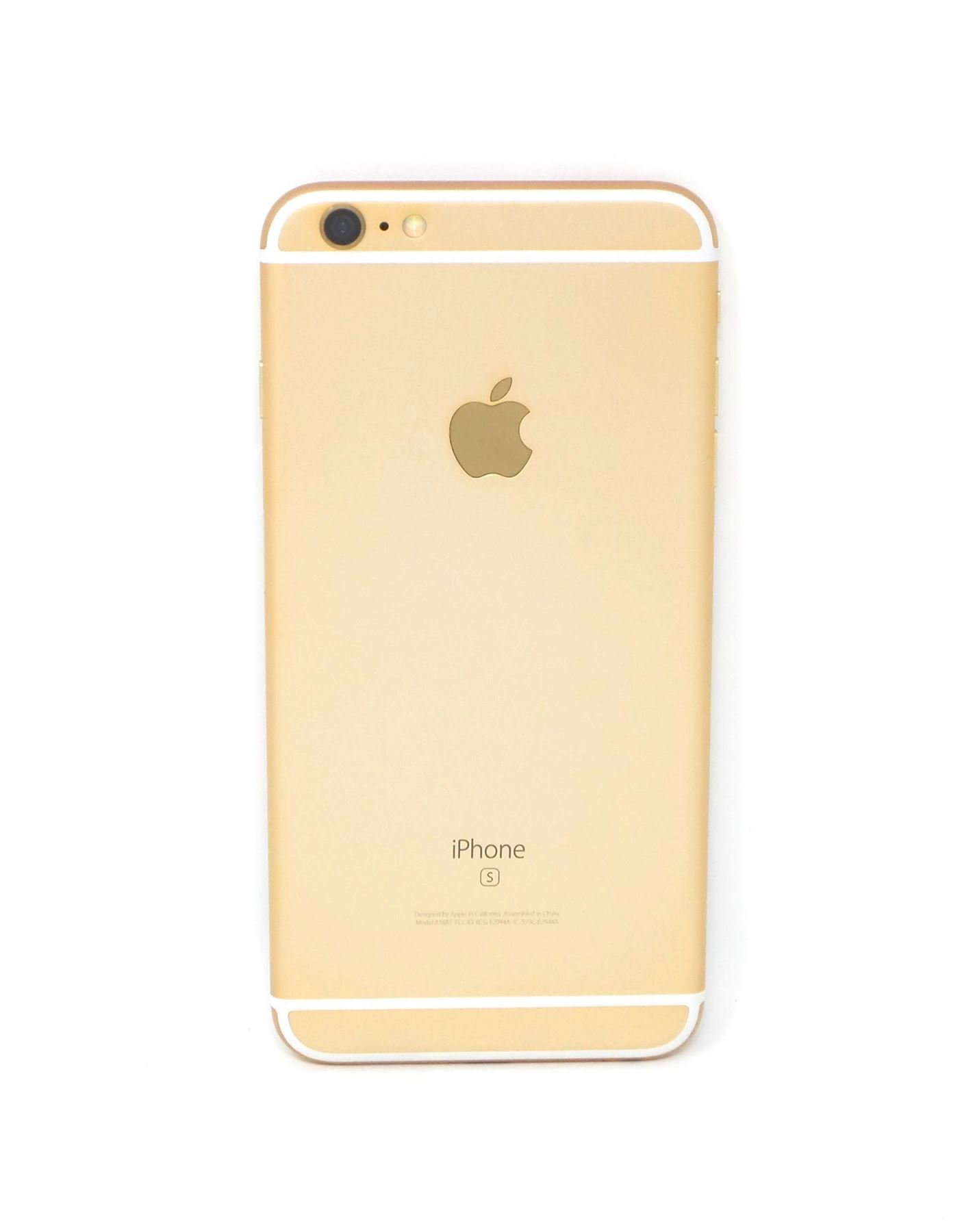 Apple-iPhone-6S-Plus-Carrier-Options-AT-amp-T-T-Mobile-Verizon-Unlocked-16-64-128GB thumbnail 8
