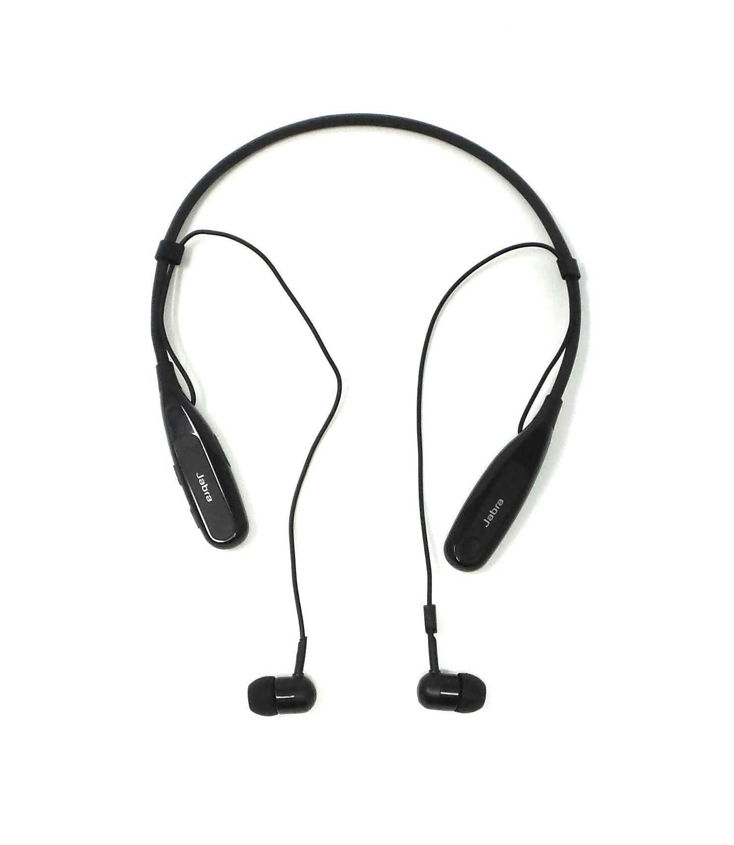 f0ec41cca3c Jabra Halo Fusion Bluetooth Wireless Stereo Headset w/ Mic Black Read Desc