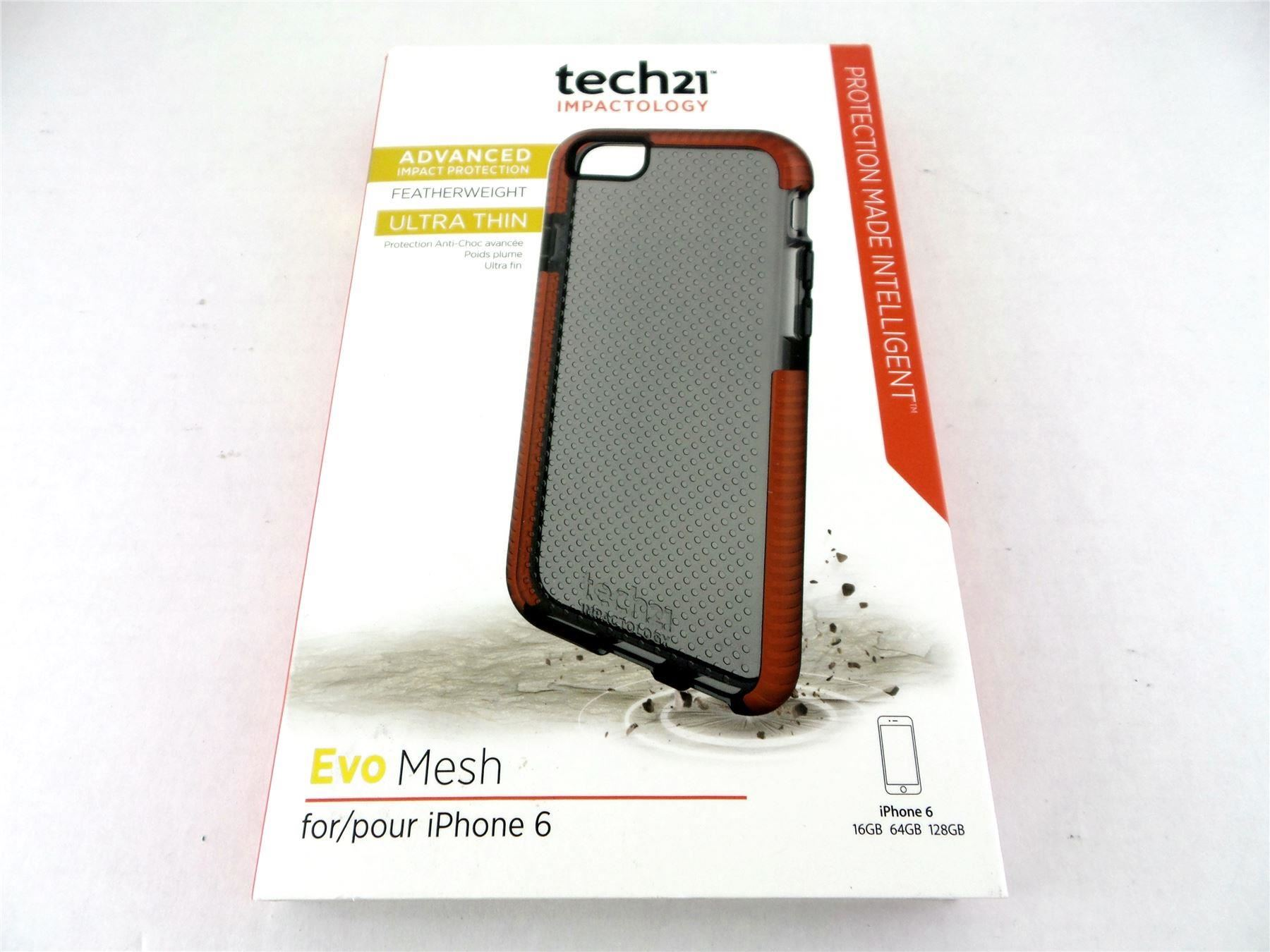 tech21 iphone 6 case red