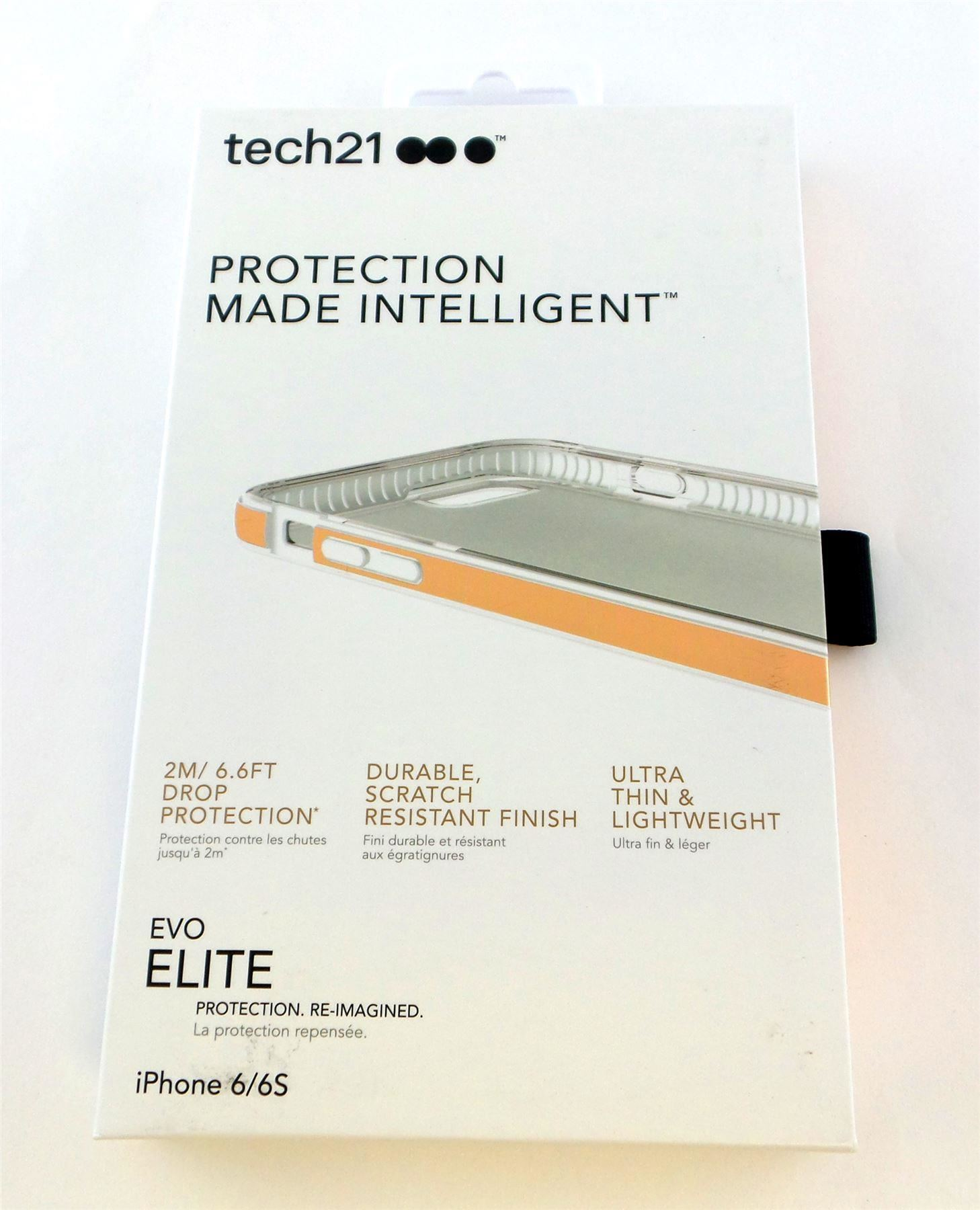 buy used iphones tech21 evo elite for apple iphone 6 6s gold and 5201