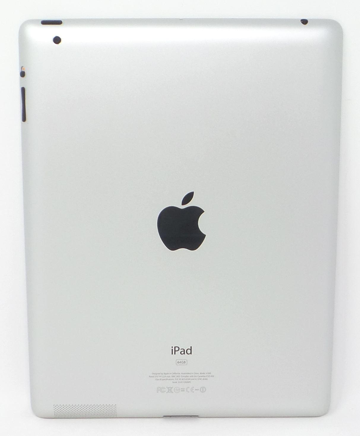 Apple-iPad-2nd-Gen-9-7-034-Wi-Fi-Cellular-16GB-32GB-64GB-128GB-Black-White-Bare thumbnail 8