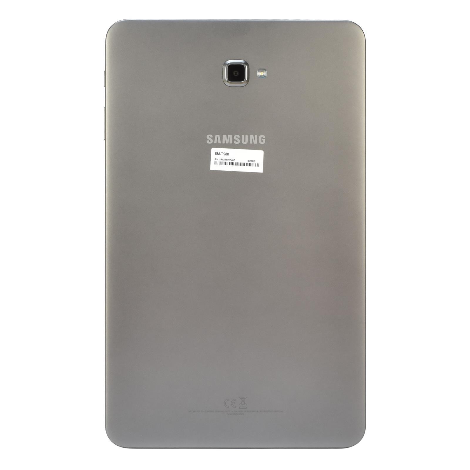 Samsung-Galaxy-Tab-A-10-1-T580-WiFi-2016-32GB-16GB-Tablet-in-All-Colours miniatura 7