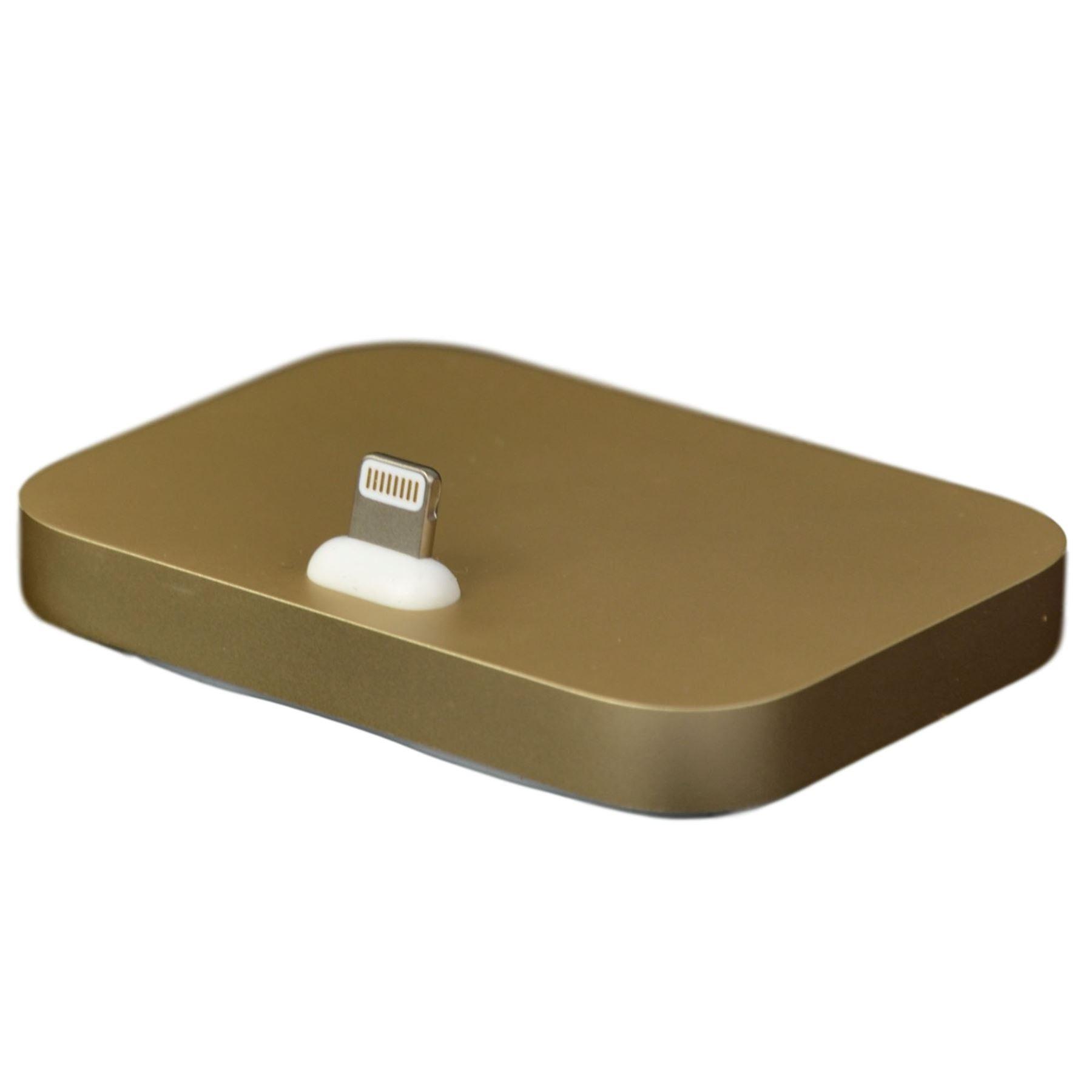 genuine apple iphone lightning charging dock docking. Black Bedroom Furniture Sets. Home Design Ideas